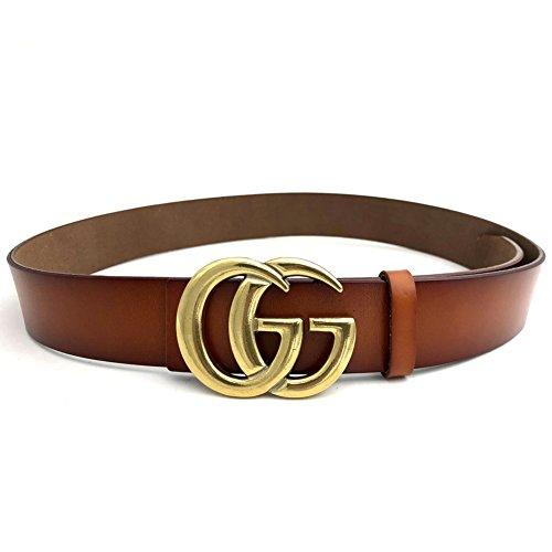 Ladies Designer Belts (MoYoTo Womens Genuine Leather 1.49