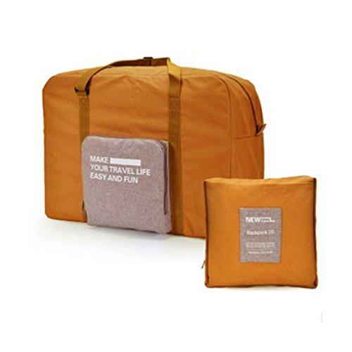 Haotfire Travel Lightweight Waterproof Foldable Storage Carry Luggage Duffle Tote Bag (Everyone Gift Basket)