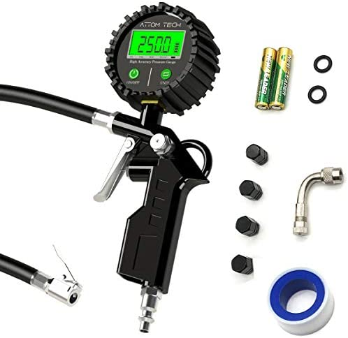 Attom Tech Compressor Accessories Motorcycles product image