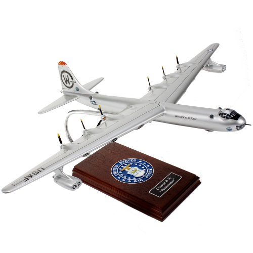Mastercraft Collection B-36J Peacemaker Model Scale: 1/125 from Mastercraft Collection, LLC