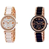 Fabiano New York Analogue Multi-Colour Dial Women'S And Girl'S Watch-Fny2002