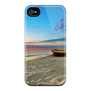 Top Quality Protection Sunset Beach Case Cover For Iphone 4/4s