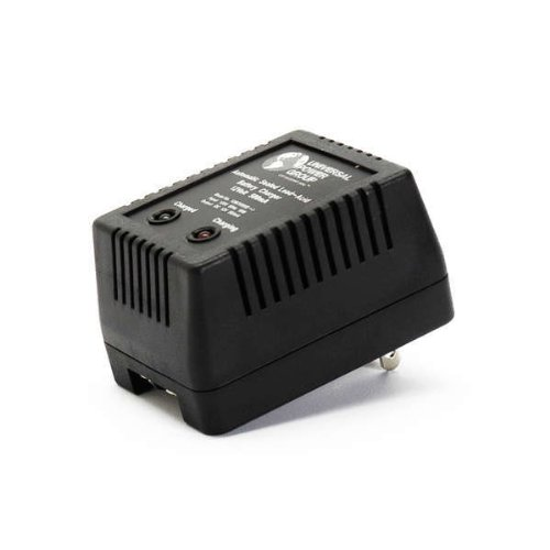 UPG D1730 Sealed Lead Acid Charger (12V Dual-Stage with Screw Terminals)