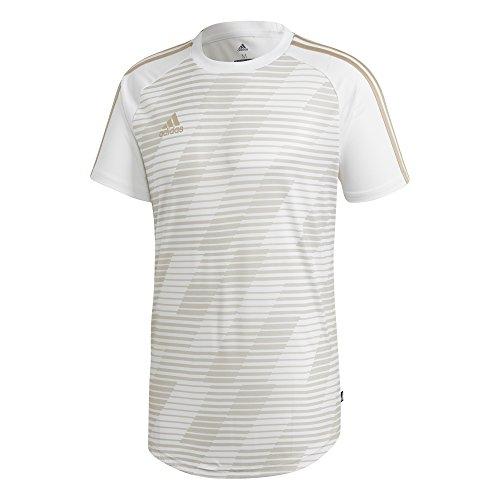 Maillot Gra Adidas Blanc Équipe Tan De Jsy Maillots RR1wtq