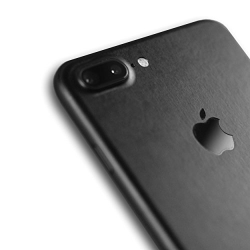 AppSkins Rückseite iPhone 7 PLUS Full Cover - Color Edition black