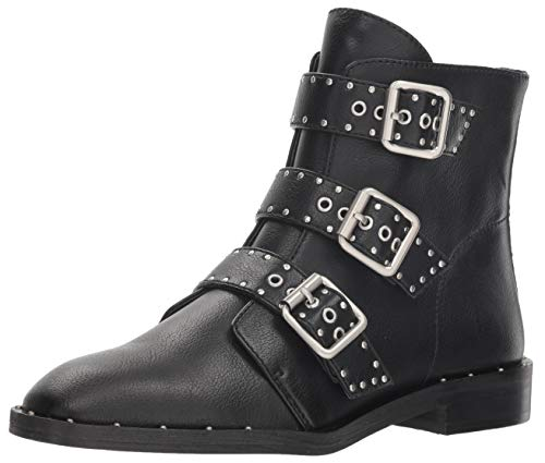 (Chinese Laundry Women's Chelsea Ankle Boot, Black Smooth, 7.5 M US)