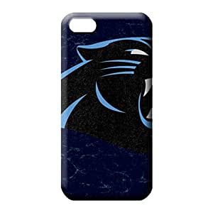 iphone 6plus 6p Series Bumper Snap On Hard Cases Covers phone cover case carolina panthers nfl football