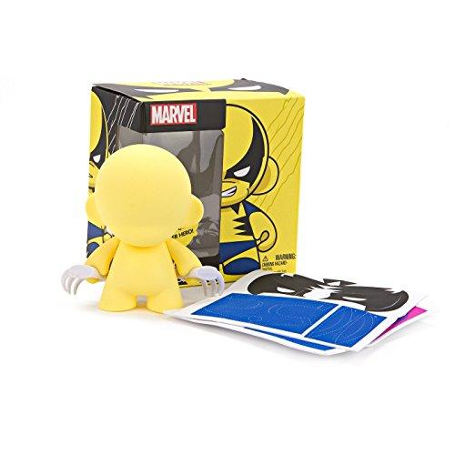 Kidrobot Marvel Mini Munny: Wolverine Action Figure
