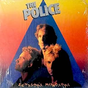 Sting Amp Copeland The Police Zenyatta Mondatta Amazon
