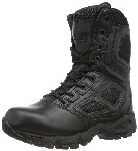 8 Mixte Travail 021 De Magnum Noir Adulte amp; Bottes Elite black Bottines 0 Spider q1FESR