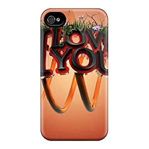 Hard Plastic For LG G2 Case Cover Back Covers,hot I Love You 3d Cases At Diy