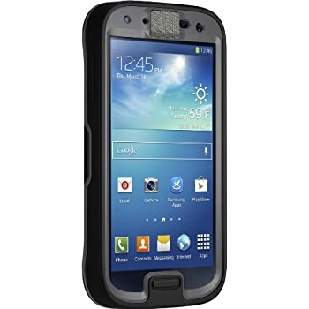 low priced 6b876 83197 OtterBox Preserver Series Waterproof Case for Samsung GALAXY S4 - Retail  Packaging - Carbon (Black/Slate Gray)
