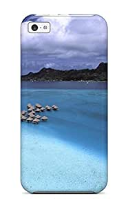 TYH - Fashion HefTkDhjencV Case Cover For Iphone 4/4s(bora Bora) phone case