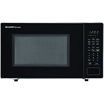 Amazon Com Sharp Microwaves Zsmc1131cb Sharp 1 000w
