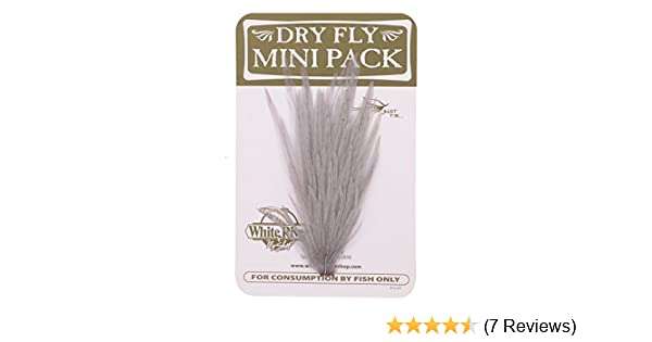 whiting 100s dun size 16s saddle feathers flytying materials
