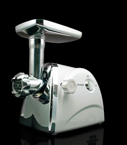 New 3000W Compact Size Electric Meat Grinder Cutter Free Sausage Stuffer 3.4 HP