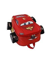 Ruz 93430 Cars Mochila Infantil, color Rojo, Mediano