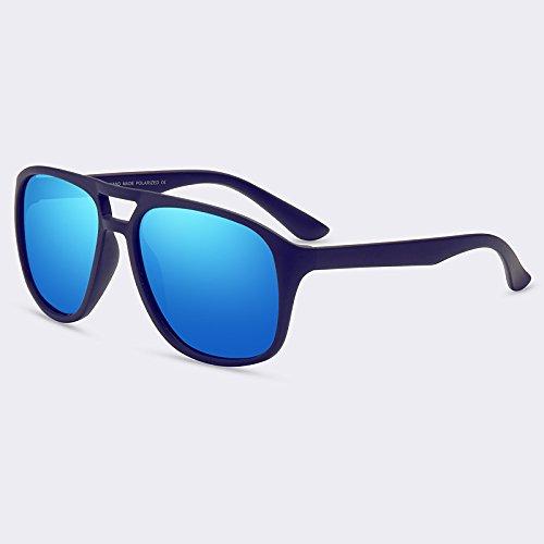 TIANLIANG04 Mode HD polarisée Lunettes de soleil Lunettes de soleil pour hommes Guide des hommes de haute qualité des verres de lunettes mâle