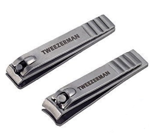 Tweezerman Professional Stainless Steel Toenail  Fingernail
