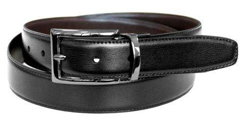 Dockers Men's 30mm Feather Edge Reversible Belt Now $12.00 (Was $20.00)