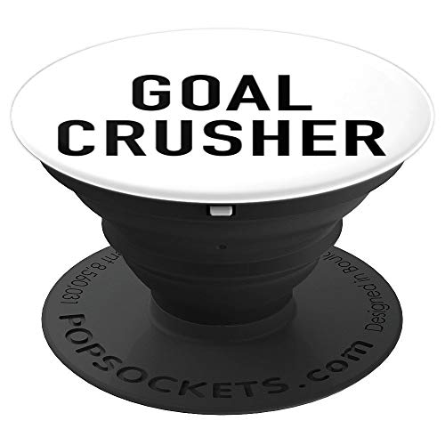 - Goal Crusher - PopSockets Grip and Stand for Phones and Tablets
