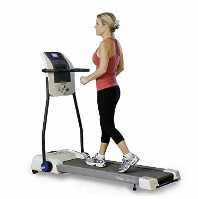 Lifespan Fitness Tr100 Compact Treadmill from LifeSpan Fitness