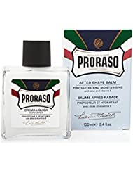 Proraso After Shave Balm, Protective and Moisturizing...