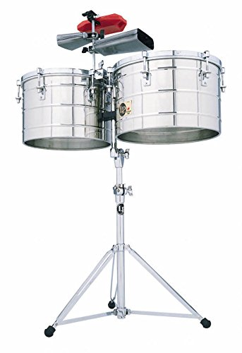 Latin Percussion Tito Puente LP258-S Thunder Timbs · Timbales
