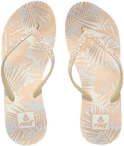 Tropic Mujer Multicolor Nac Reef Chanclas Star Para natural Krystal Prints 8FRxpq