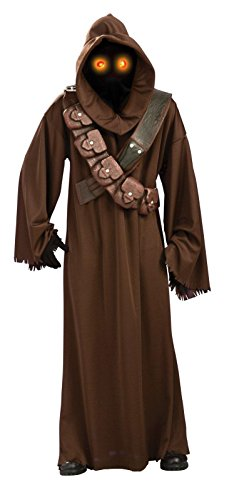 Movie Quality Chewbacca Costume (Rubie's Costume Star Wars Jawa, Brown, One Size Costume)
