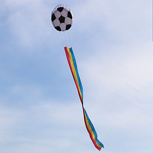 Football Soft Kite Player Outdoor Toys And Reasonable Price ,with Control Bar Line Easy Control,flying Higher by Kites