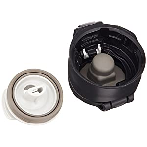 Zojirushi SM-SA48-BA Stainless Steel Mug, Black, 16-Ounce