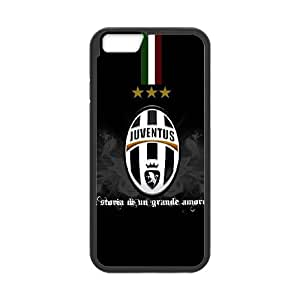 iPhone 6 4.7 Inch Cell Phone Case Black Juventus Football VMC Phone Cases Clear Unique