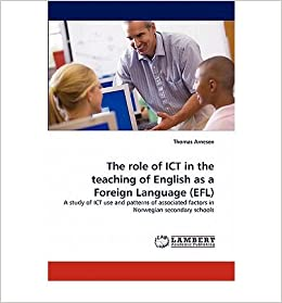 Book The Role of ICT in the Teaching of English as a Foreign Language (EFL)- Common