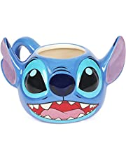 Disney Lilo and Stitch 3D Mug 12 OZ