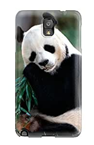 Galaxy Note 3 Case Slim [ultra Fit] Panda Bears Protective Case Cover