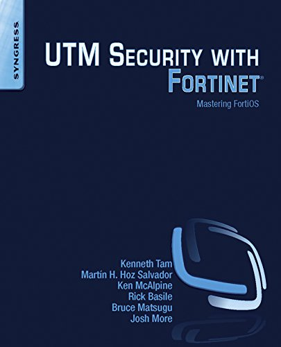 Download UTM Security with Fortinet: Mastering FortiOS Pdf