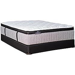 kingsdown passions aspiration pt mattress and 9 box spring king kitchen dining. Black Bedroom Furniture Sets. Home Design Ideas