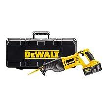 Factory-Reconditioned DEWALT DW938KR Heavy-Duty 18-Volt Reciprocating Saw Kit
