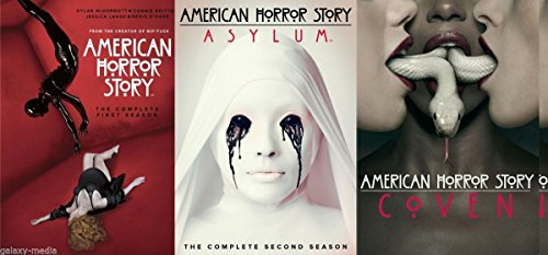 American Horror Story: Seasons 1 - 3 Complete Collection (12-Disc, 2014)