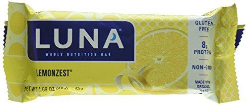 Cliff Bar Lemon Whole Nutrition