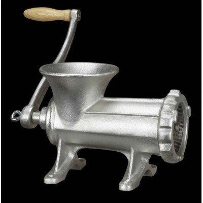 Universal Housewares Large Cast Iron Meat Chopper - Universal Gourmet Meat Chopper