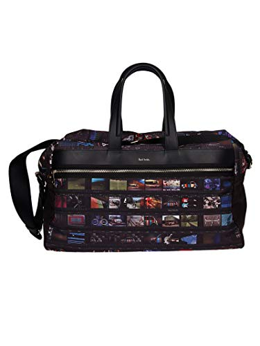 Paul Smith Men's M1a5733a40230pr Multicolor Polyester Travel Bag