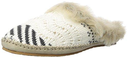 Sanuk Womens Willow Pillow LX Slipper Natural Sweater