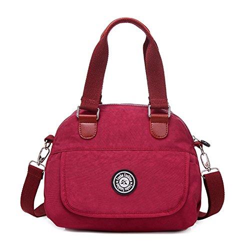 estive semplice nylon da delle borsa B viaggio in Shell borsa La borsa tela versione borse B in coreana casual gqxCwOBSI