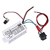 DC 9-60V 20A Motor Speed Controller PWM Speed