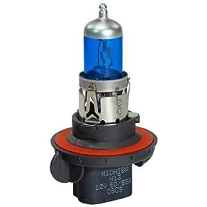 Autostyle SuperWhite - Bombilla H13 (60/55 W, 12 V, 2 unidades), color azul