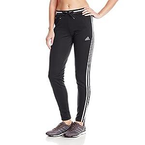 adidas Women's Soccer Condivo 16 Training Pants, Black/White, Medium