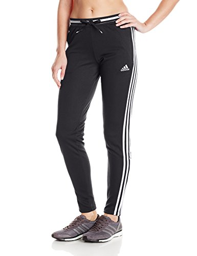 5064cd303a244 adidas Women's Soccer Condivo 16 Training Pants, Black/White, X-Large
