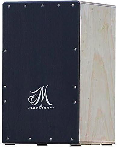 Cajón Flamenco Color negro M.Martinez Basico TBK: Amazon.es: Instrumentos musicales